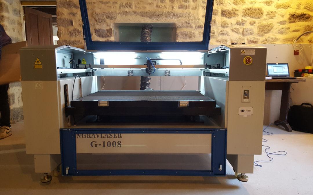 Machine Laser Engrav