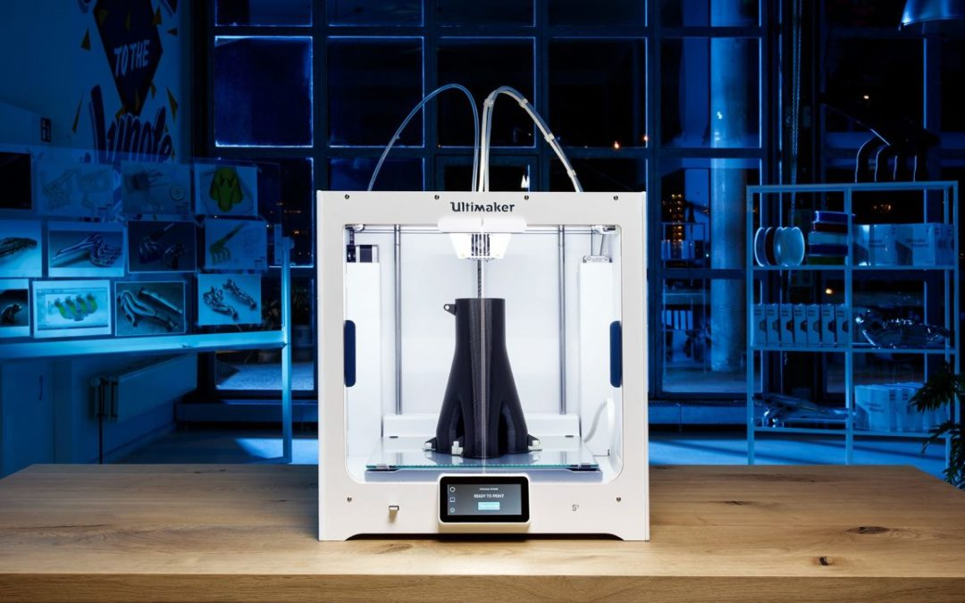 Imprimante 3D « Ultimaker 3 Extended »